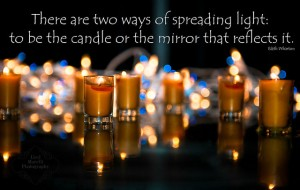 Candles by Liesl Marelli